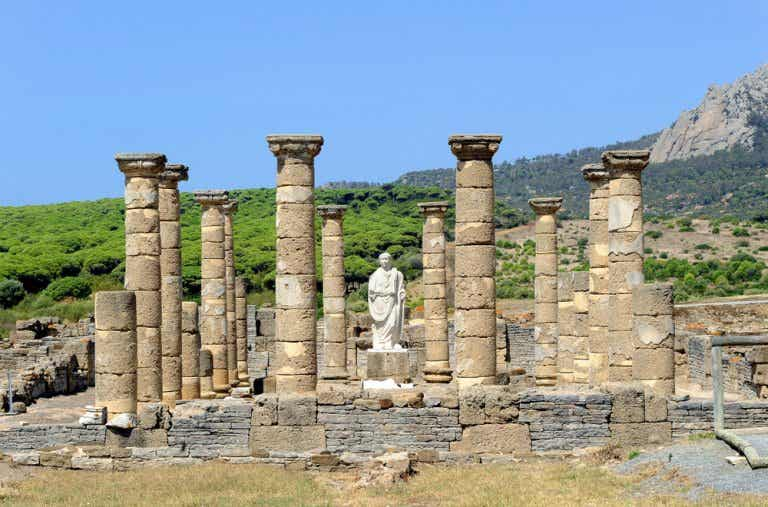 Baelo Claudia, la ciudad romana de la ensenada de Bolonia