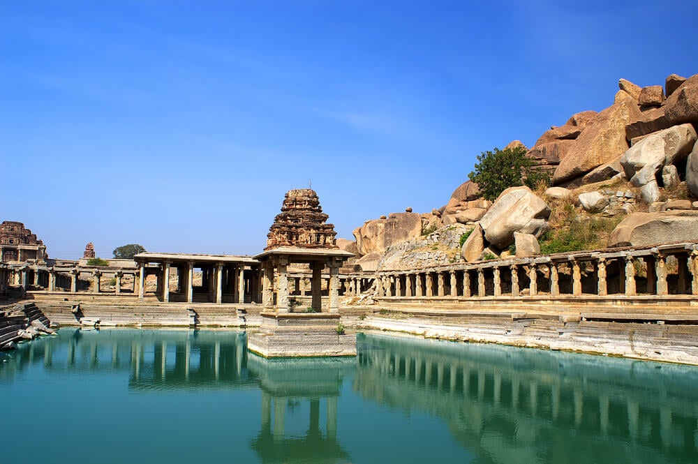 Templo de Krishna