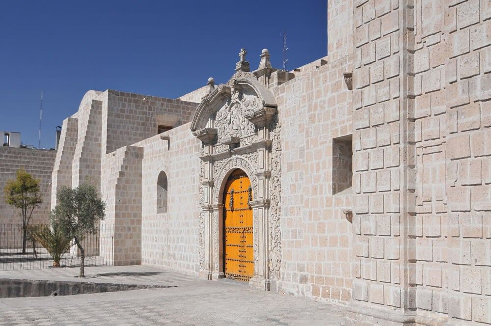 Templo de Santo Domingo de Arequipa