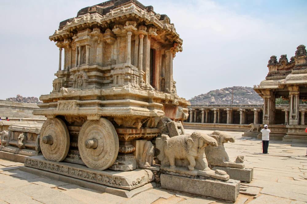 Templo de Vitthala en Hampi