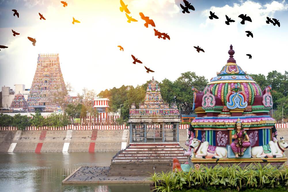 Templos en Chennai