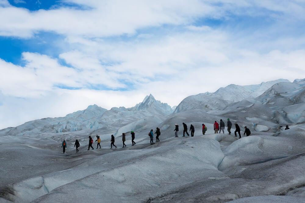 'Trekking' en la Patagonia: uno de los lugares más bellos