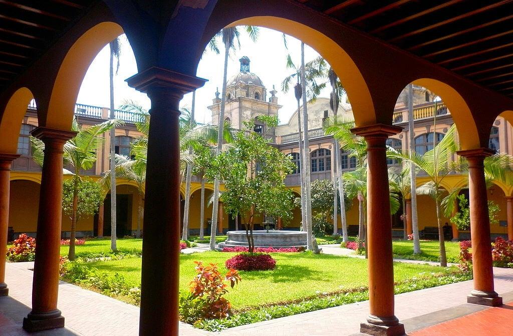 Universidad de San Marcos de Lima