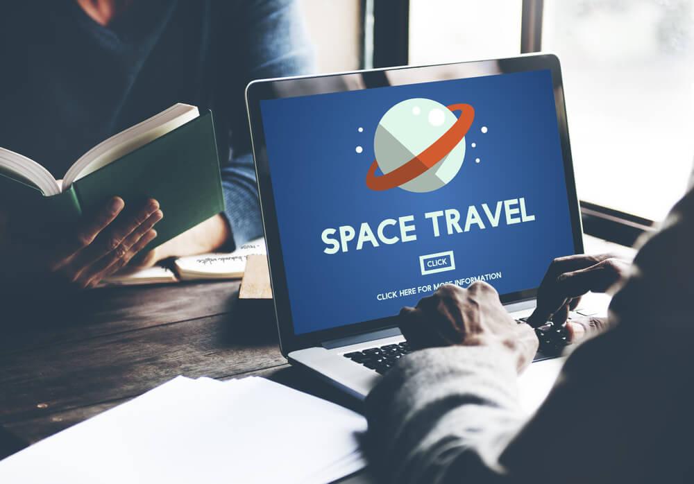 Viajar al espacio exterior, ¿por qué no?