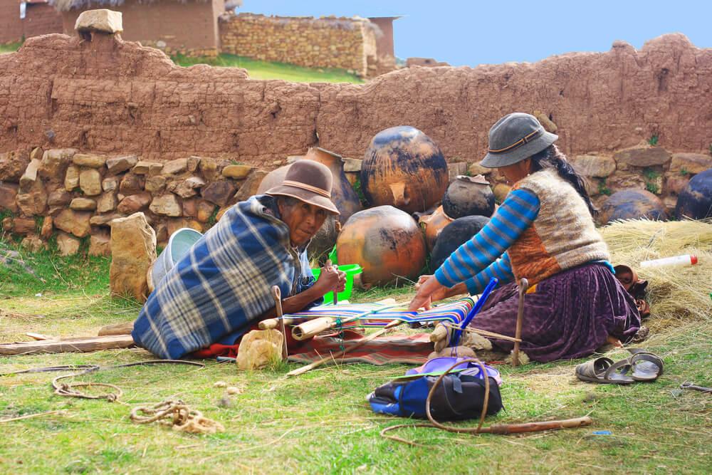 Aymaras, uno de los grupos étnicos de Latinoamérica