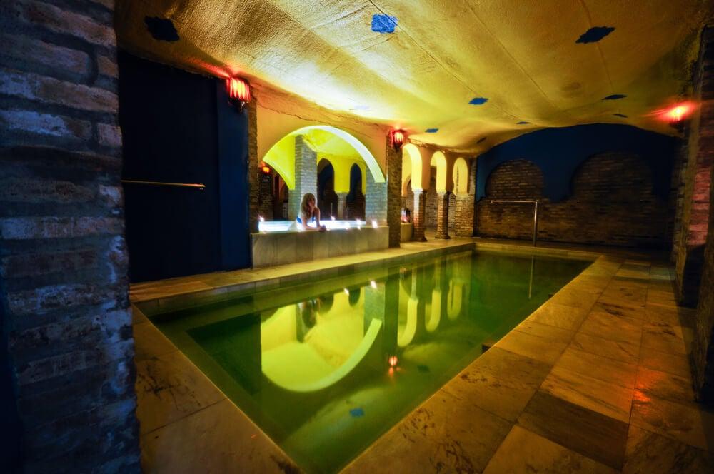 Baño árabe
