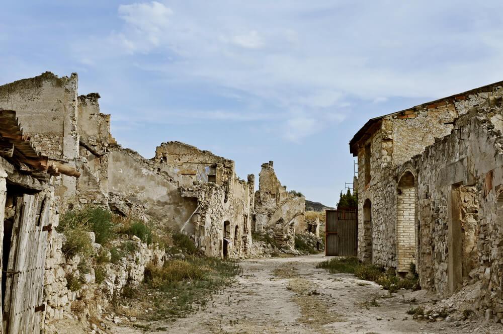Calle de Corbera d'Ebre