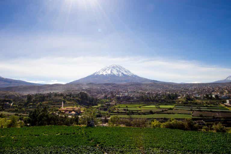 Una ruta por los pueblos de la campiña de Arequipa
