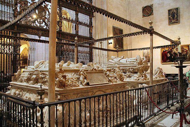 Capilla Real de Granada y obra de Domenico Fancelli