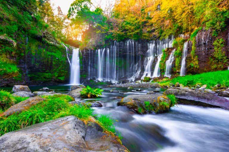 Los parques nacionales de Japón más visitados