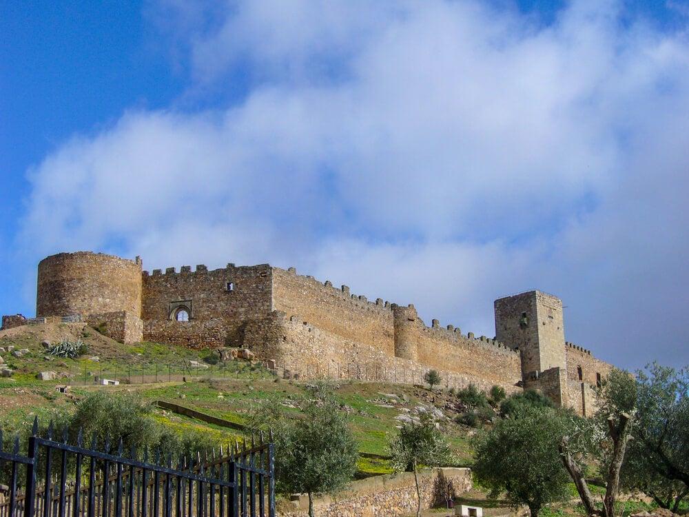 Castillo de Medellín en Badajoz