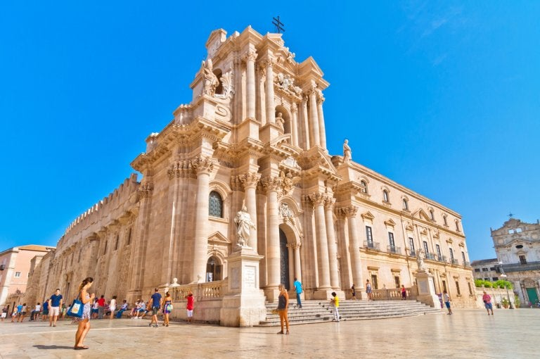 La catedral de Siracusa: de templo griego a templo cristiano