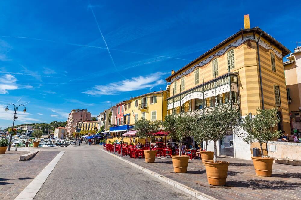Cassis, un bonito pueblo costero de...