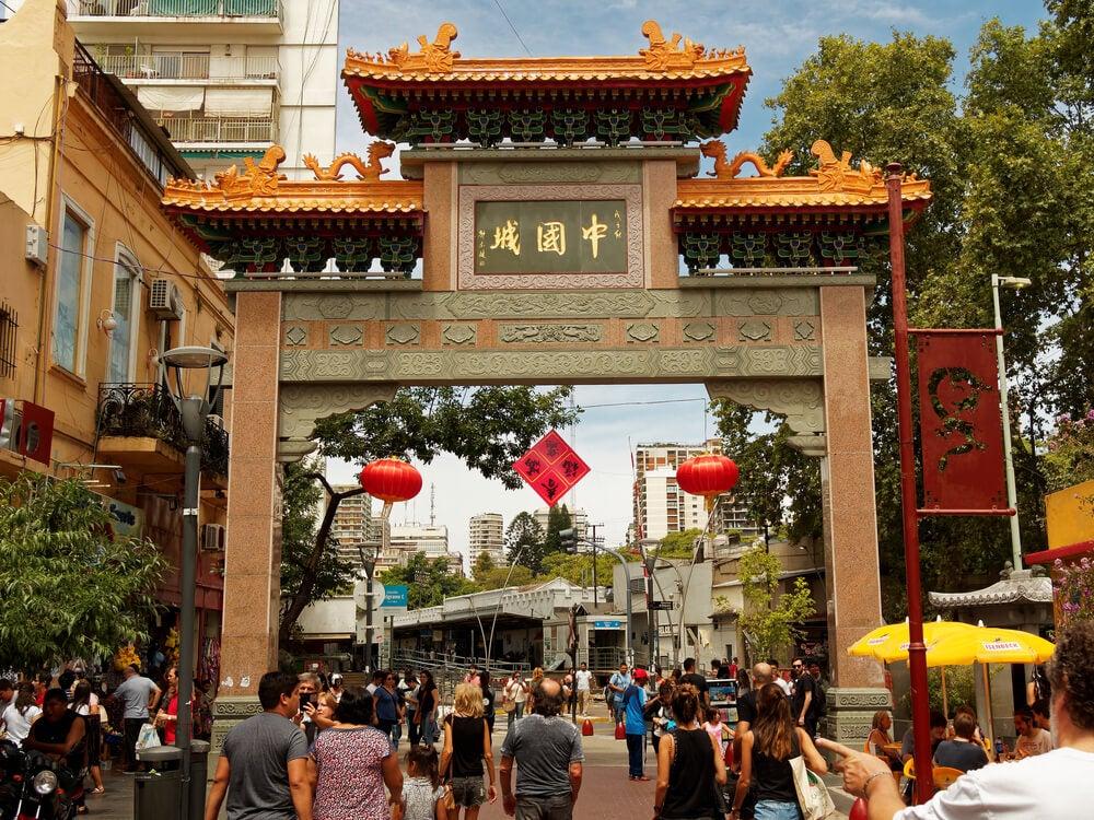 Chinatown en Buenos Aires