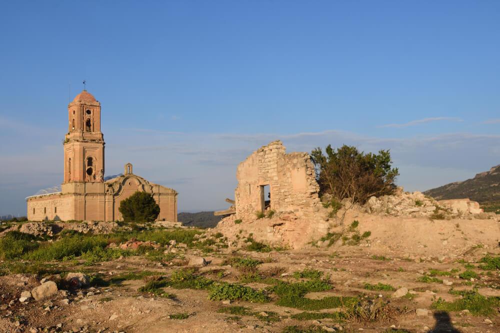 Corbera d'Ebre: un pueblo destruido en la Guerra Civil