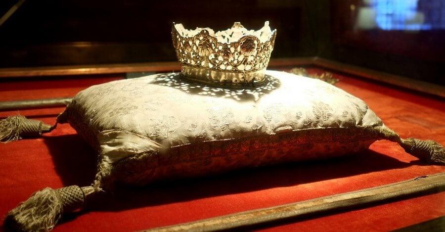 Corona de Isabel la Católica