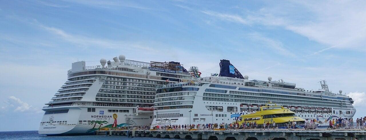 Cruceros en puerto