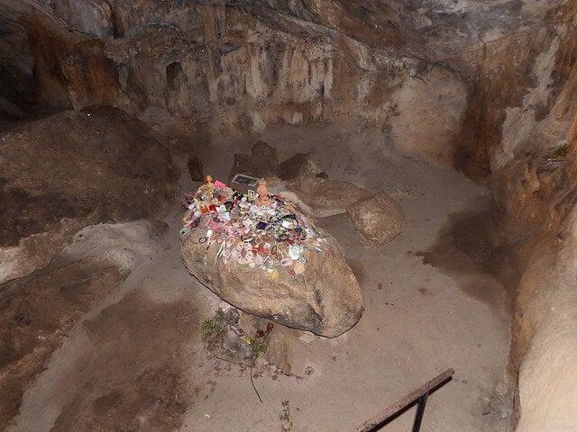 Cueva des Culleram, uno de los rincones de Ibiza imprescindibles