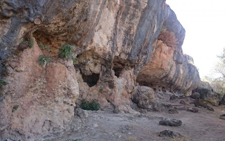 El santuario íbero de la Cueva Lobera en Castellar
