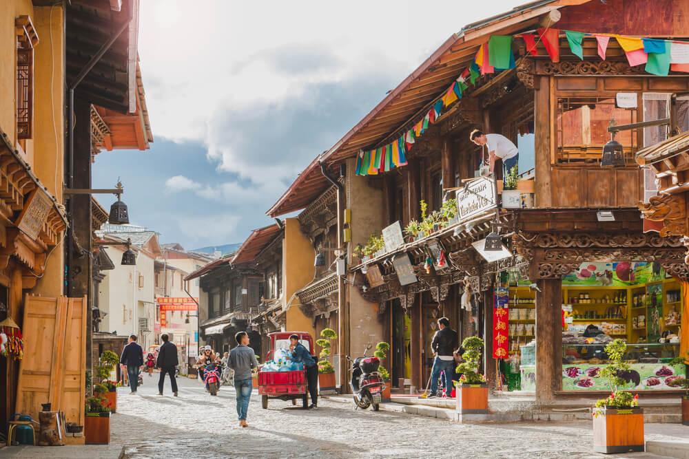 Calle de Dukezong