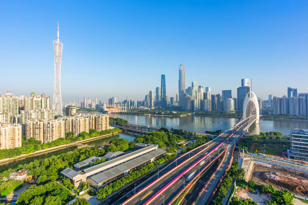 Centro financiero de Guangzhou