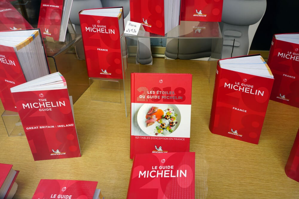 Guías Michelin