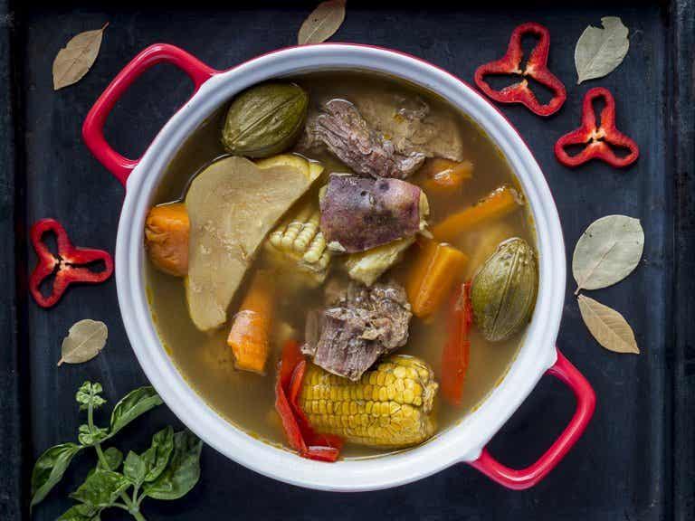 Las delicias de la comida costarricense
