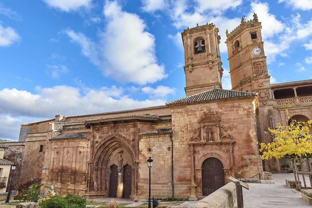 Iglesia dela Santísima Trinidad de Alcaraz