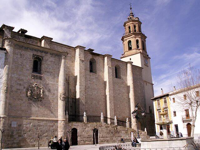 Iglesia de la Encarnación de Baza