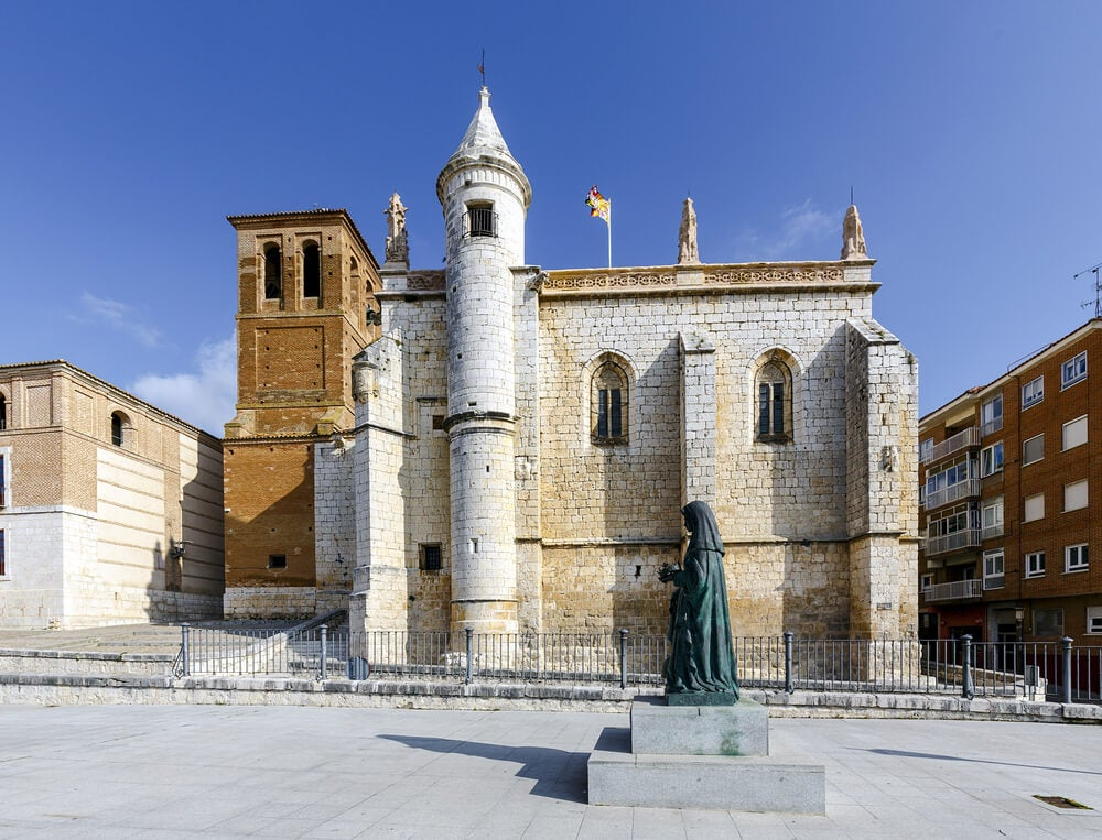 Iglesia museo de San Antolín