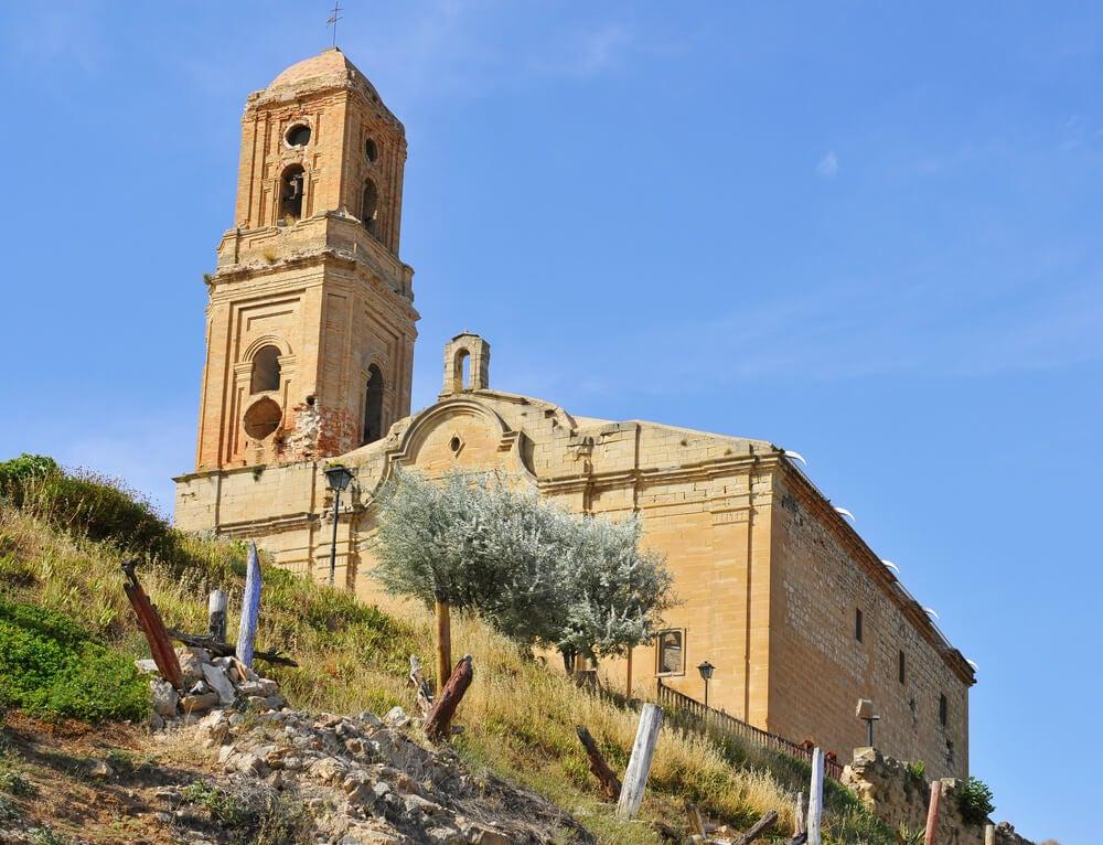 Iglesia de San Pere en Corbera d'Ebre