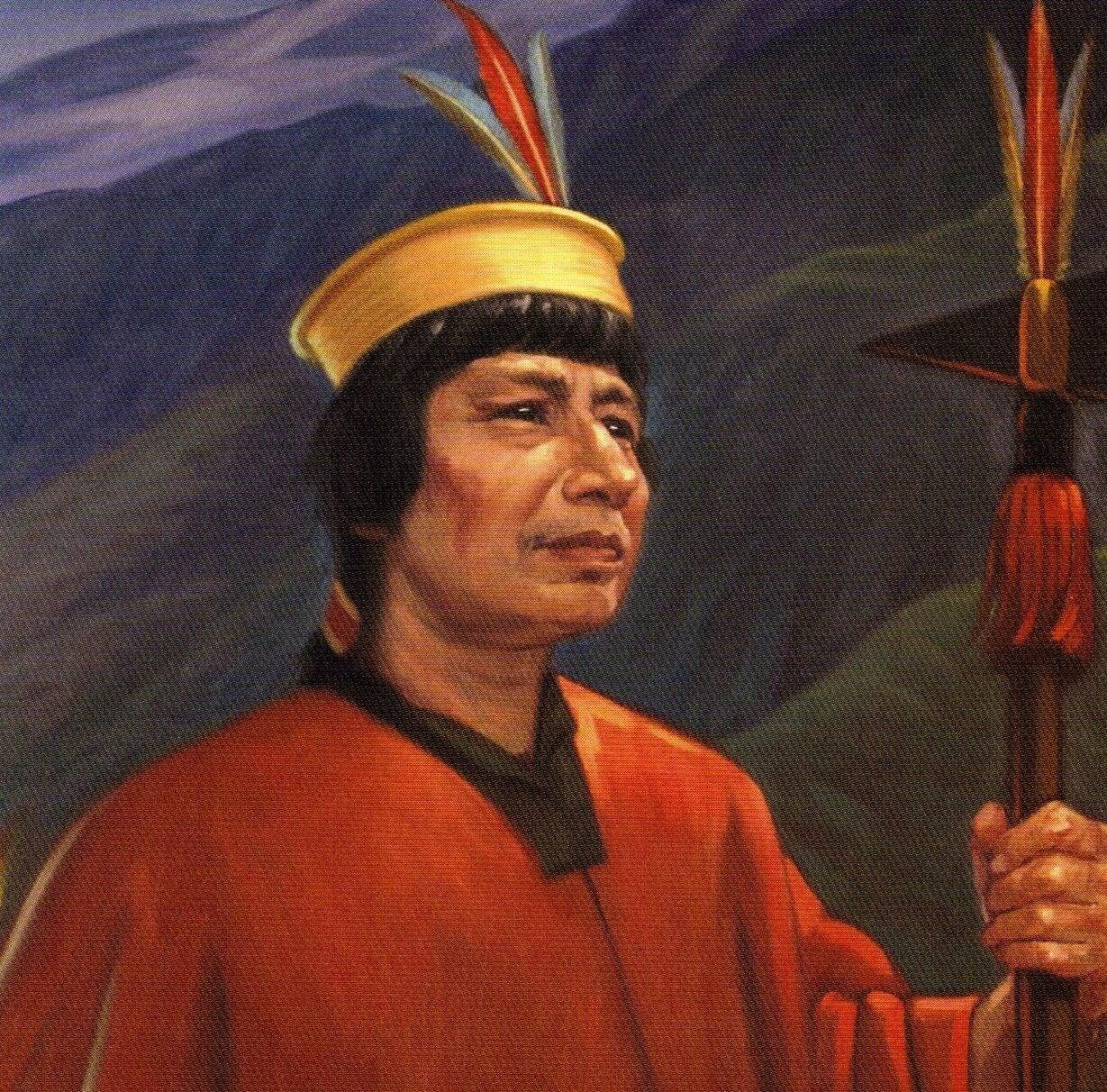 Juan Santos Atahualpla, líder de rebeliones indígenas