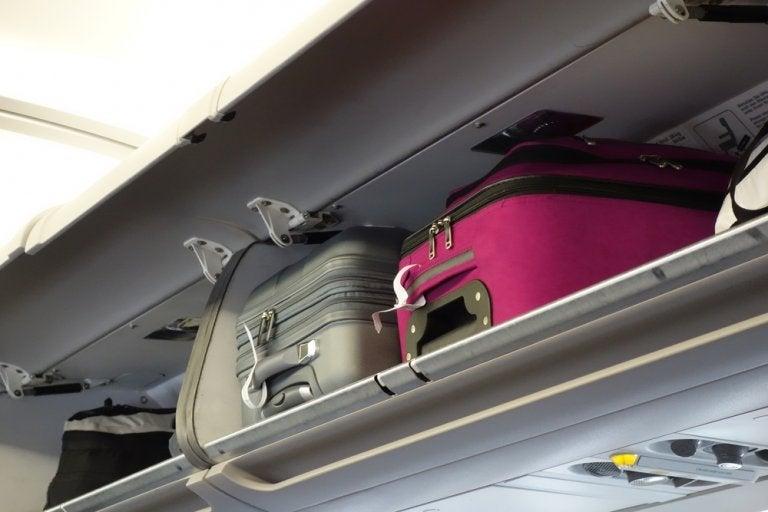 La mejor manera de organizar tu maleta de mano