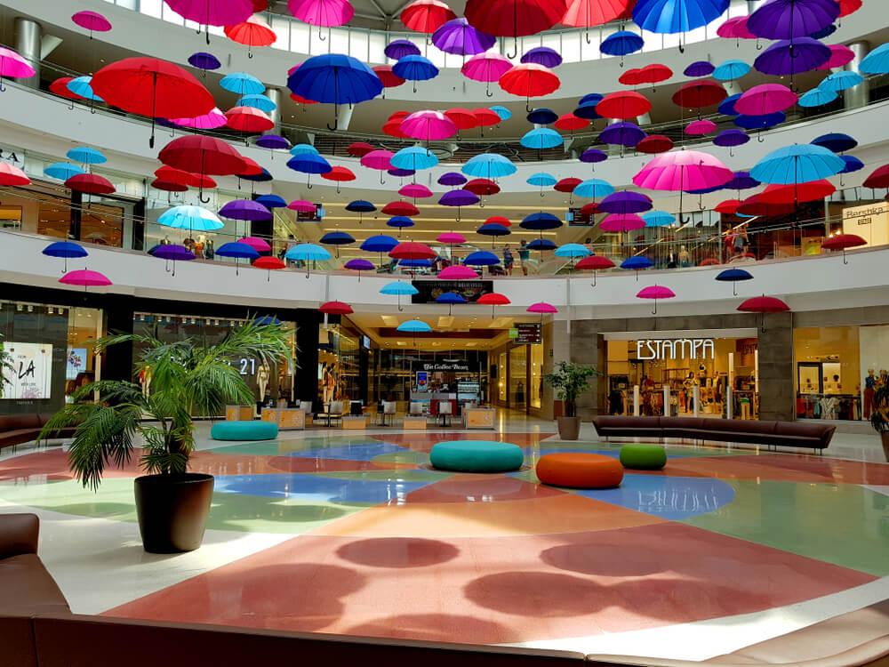 Nos vamos de compras por los 'mall' de Panamá