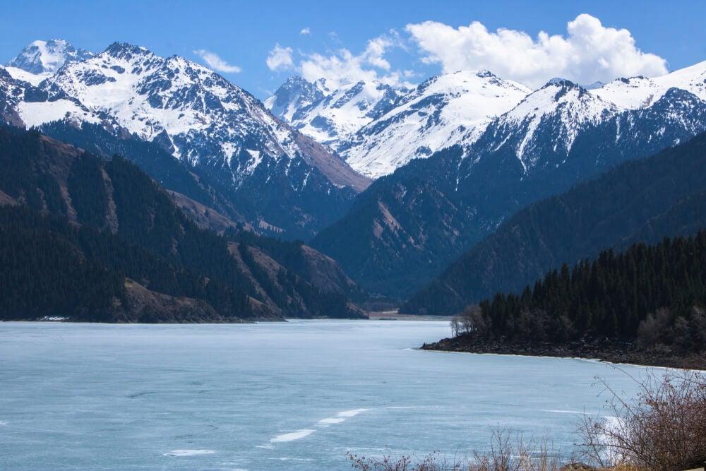 Montañas Tian Shan