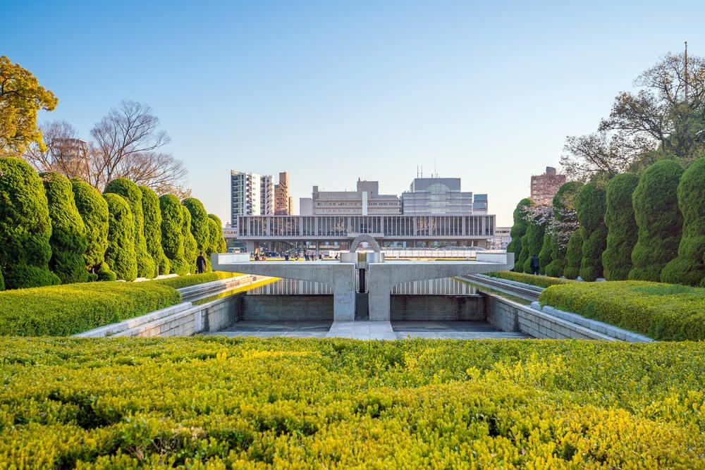 Museo de la Paz de Hirsohima