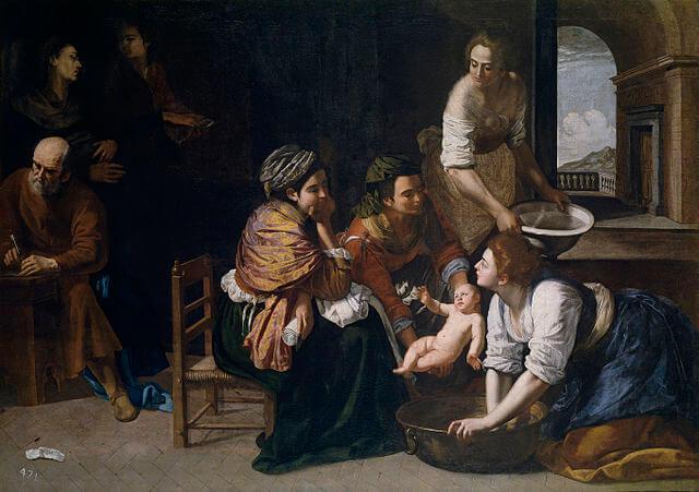 'Nacimiento de San Juan Bautista'
