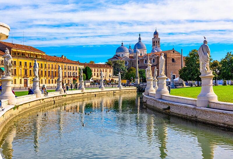 Padua: de ruta por una hermosa ciudad italiana