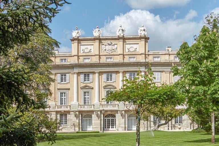 El Palacio de Liria, la residencia de la Casa de Alba en Madrid