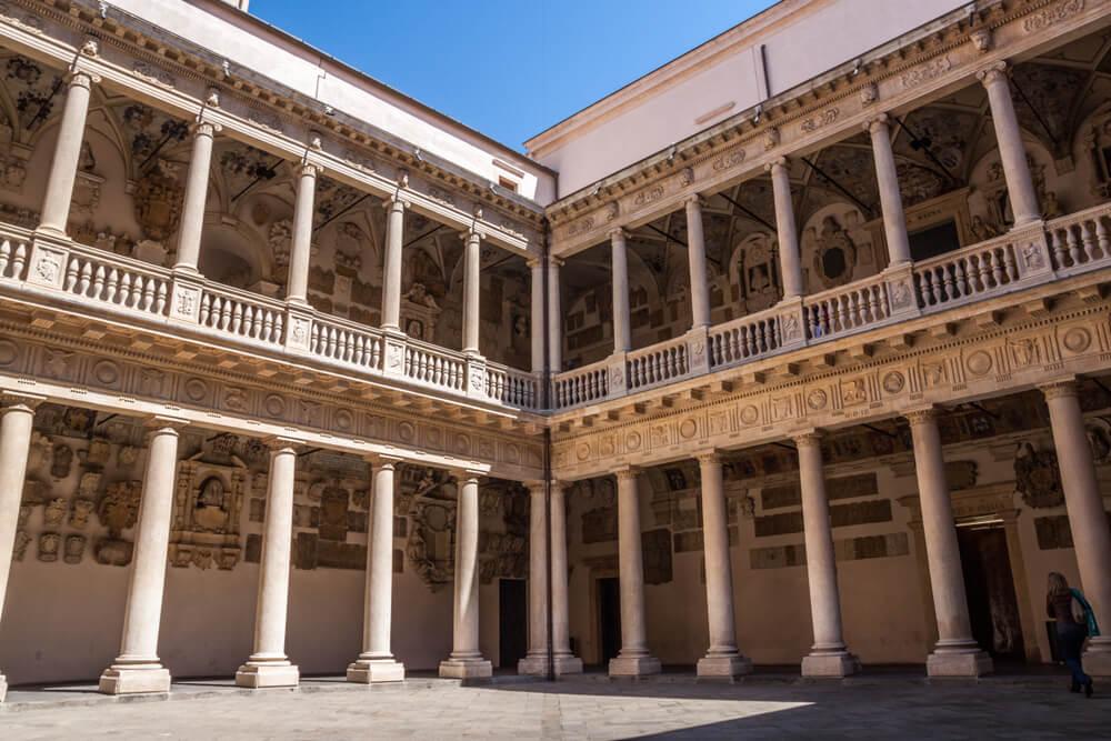 Palazzo del Bo de Padua
