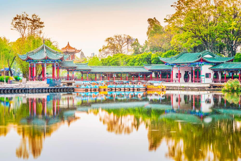 Kunming, la ciudad china de la eterna primavera