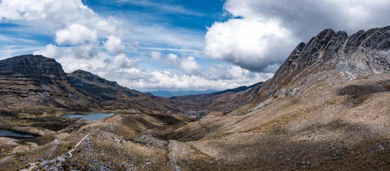 El Cocuy, un parque nacional fabuloso en Colombia