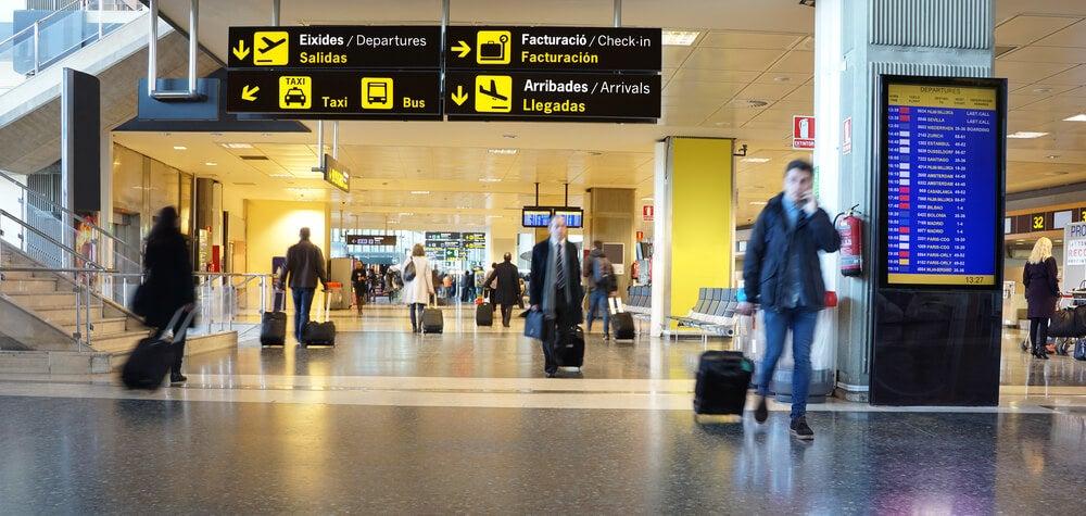 Consejos básicos para moverse por un aeropuerto