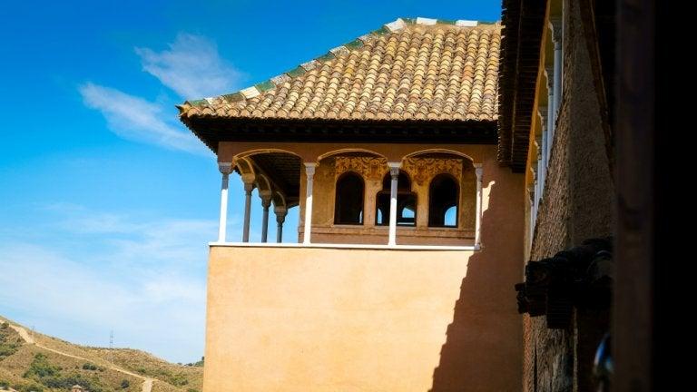 El Peinador de la Reina de la Alhambra de Granada