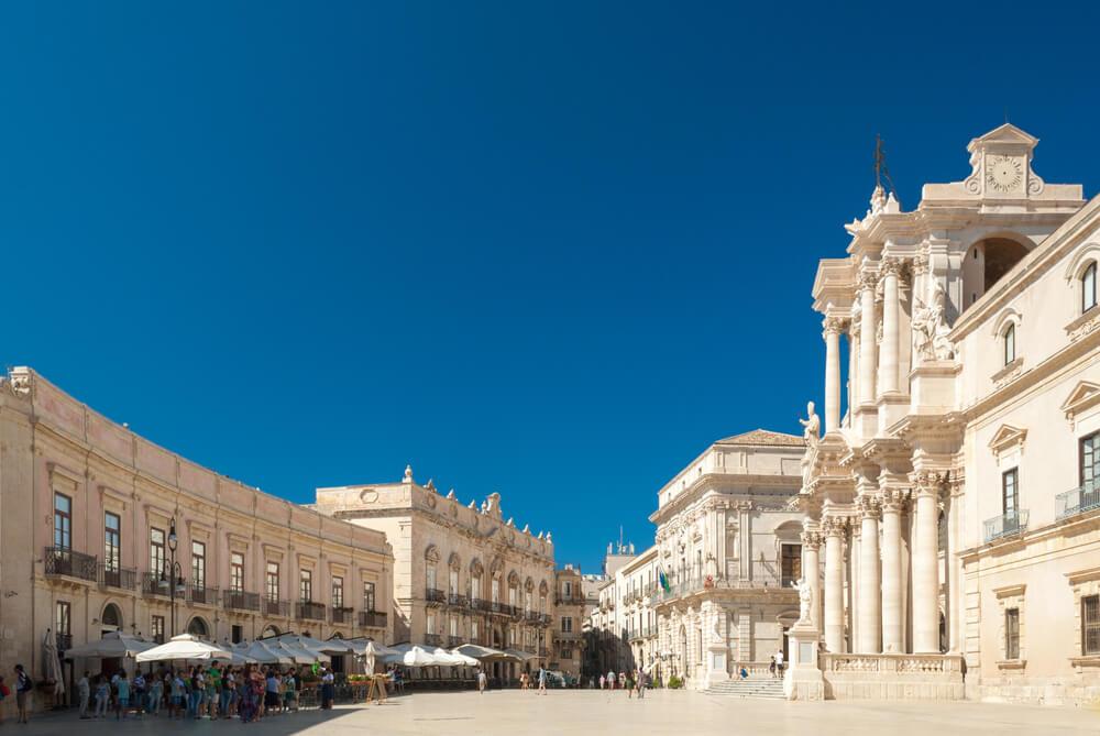 Piazza del Duomo de Siracusa
