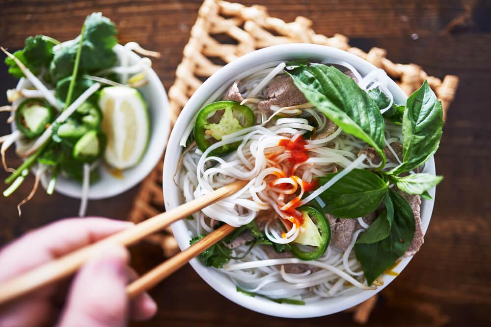 Descubre la fabulosa gastronomía vietnamita