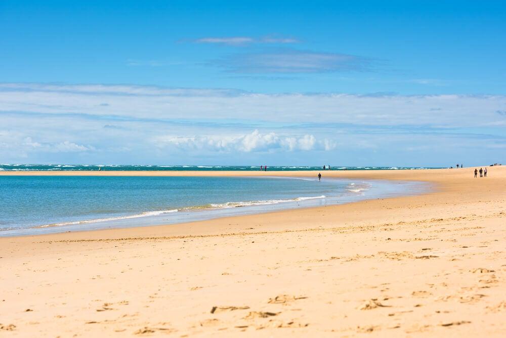 Playa en Lege-Cap-Ferret