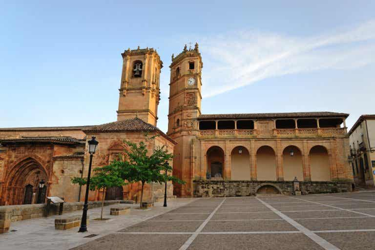 Alcaraz, el regalo de bodas a Isabel de Portugal