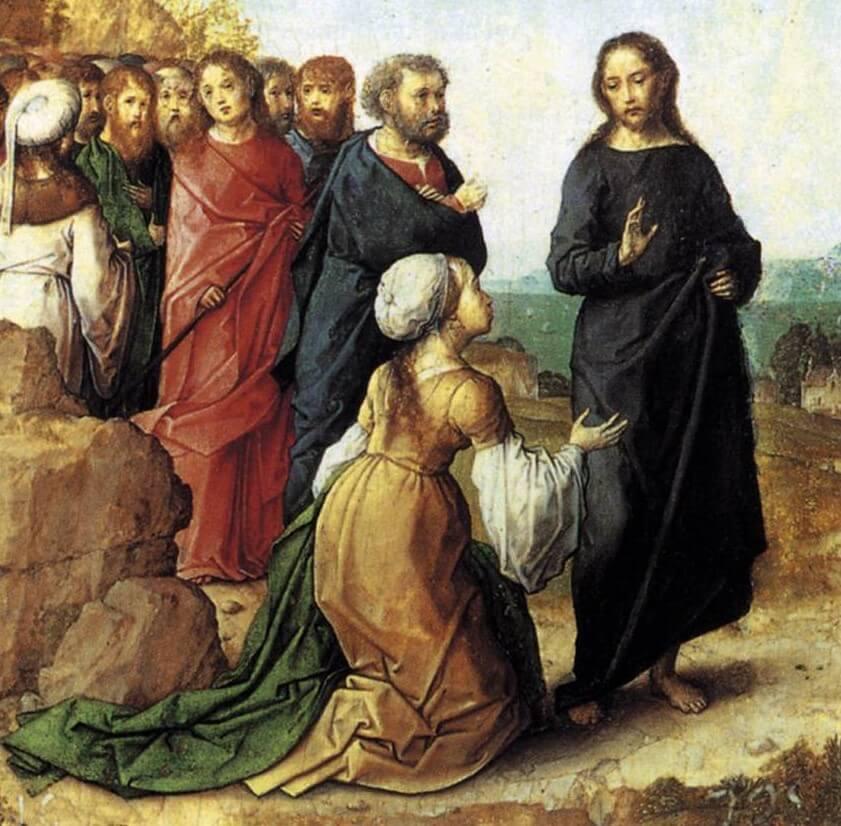 Cuadro del político de Isabel la Católica