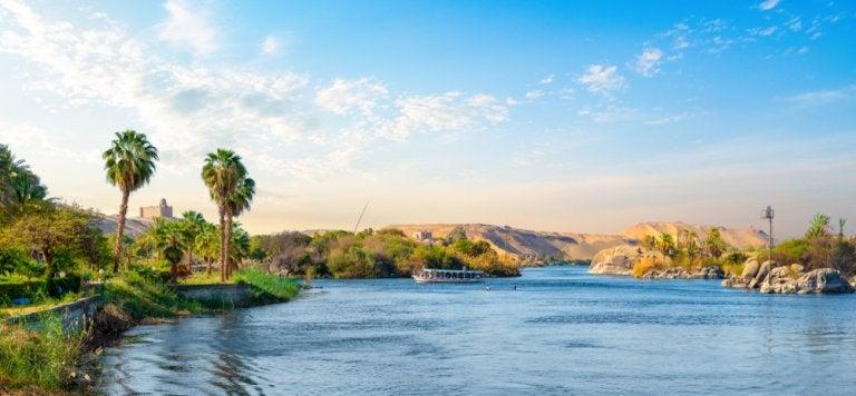 Un recorrido por el río Nilo, el segundo río más largo del mundo